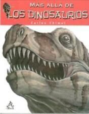 Mas alla de los dinosaurios (Spanish Edition)