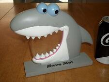 "3-D SHARK HEAD CARTOON Photo Picture Frame 2.75"" x 2.5"", Mandalay Bay, Las Vegas"