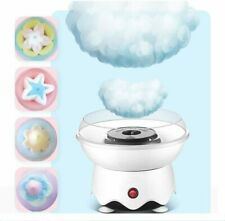 More details for round 400w electric cotton candy maker cotton candy machines fit kids halloween