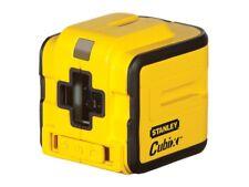 Stanley Intelli Tools 177340 Cubix Self Levelling Cross Line Laser