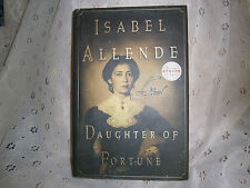 Book*Daughter of Fortune by Isabel Allende 1999 1st Ed HC w DJ Brand new