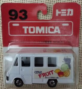 Classic Tomy Tomica Quick Delivery Van No.93 Year 1995
