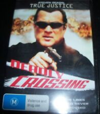 Deadly Crossing (Steven Segal) (Australia Region 4) DVD - New