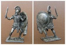 Grec HOPLIT, Athenian hoplite, Greek oplite V B.C., 54 mm