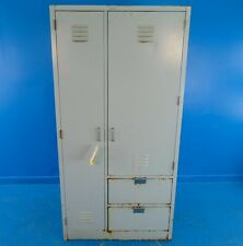 "Personal Storage UNIFORM and Gear LOCKERS 36"" x 24"" x 72"""
