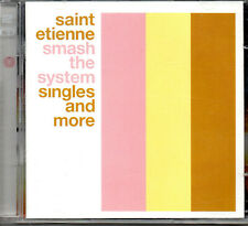CD Saint Etienne – Smash The System (Singles And More) 2CD's 34 tracks UK
