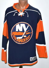 Size L adult NHL New York Islanders ice hockey shirt jersey Reebok