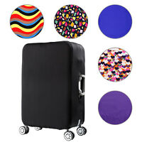 Travel Elastic Luggage Suitcase Protective Cover Dust-proof Bag Anti Scratch