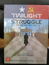 BRAND NEW : TWILIGHT STRUGGLE The Cold War 1945-1989 Board Game DELUXE