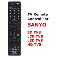 Universal Smart LCD LED HDTV 3DTV Remote  For SANYO Replacement  *