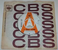 MICHELE LEE - L DAVID SLOANE b/w EVERYBODY LOVES MY BABY, 1967 CBS 3350, UK DEMO