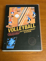 Volleyball NES Nintendo Entertainment System Retro Universal Game Box Repro