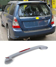 Factory Style Spoiler Wing ABS for 2004-2008 Subaru Forester Spoilers 06