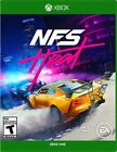 NEED FOR SPEED HEAT XBOX ONE NEW! CARS RACE, COPS, RACING HIGH CHASE BURNOUT LAW
