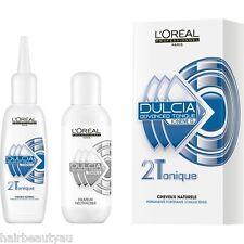 L'Oreal Dulcia Advanced Ionene G Perm Lotion 2T Sensitized Hair