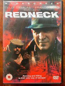 Alias Redneck DVD 1972 Italian Crime Euro Cult Movie w/ Franco Nero