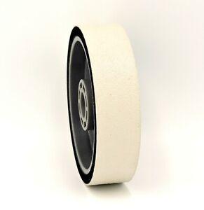 Economical 50000 grit 6x1-1/2 Diamond Resin Soft Polishing Wheel Lapidary