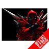 Deadpool Marvel Póster Arte Impreso A4 A3 Tamaño - Buy 2 GET ANY 2 Free