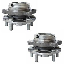 [1.513294] New Axle Wheel Hub and Bearing Assembly Front Pair (2)