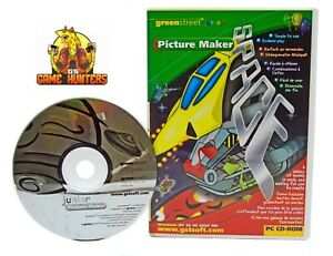 Space Picture Maker Greenstreet PC Software