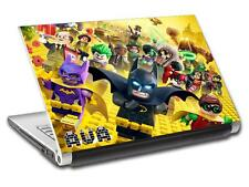 Lego Batman Personalized LAPTOP Skin Decal Vinyl Sticker ANY NAME L460