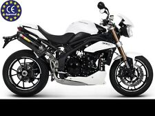Escape Akrapovic Slip-On Line Para Triumph Speed Triple 1050 11-15/ R 1050 12-15