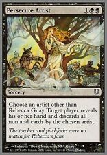 2x Persecute Artist MTG MAGIC Unh Unhinged English