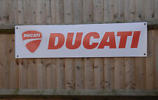 DUCATI Workshop Banner, Diavel, Monster, 696, 795, 795, PENIGALE, 899. ecc.