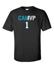 """Cam Newton Carolina Panthers """"Mvp"""" jersey T-shirt S-5Xl"""