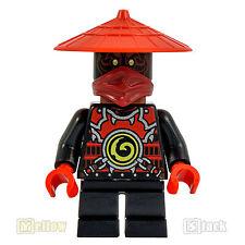 LEGO® Ninjago Figur Scout Stein-Späher NEU Minifig njo264 aus 70589 Felsen-Buggy
