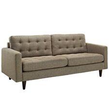 Modway Furniture Empress Upholstered Sofa, Oatmeal - EEI-1011-OAT