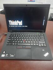 "* Lenovo ThinkPad X1 Carbon  Core i5 1.80GHZ 4GB Web-Cam ""NO HDD"" Laptop"