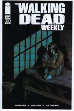 Walking Dead Weekly # 20 Reprint NM+ AMC Zombie Tons of Walking Dead Books
