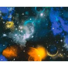 AS Creation Space Planets Stars Childrens Wallpaper Glow in the Dark 340661