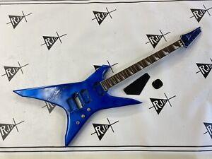 2008 Ibanez Xiphos XPT700 Neck Thru Electric Guitar Husk Chameleon