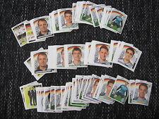 Ferrero Hanuta Duplo Sticker 6 aus 64 aussuchen EM 2012 Fußball WM Bilder Album