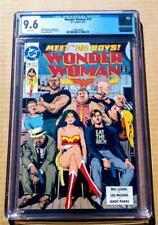 WONDER WOMAN #74 High Grade CGC 9.6 NM+ (1987 Series) DA BOYS! D.C. Comics!