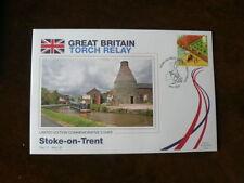 United Kingdom Cover Sports Postal Stamps