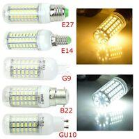 E27 E14 LED Mais Glühbirne Lampe 5W 9W 12W 18W 5730 LED G9 B22 GU10 Lampe Licht
