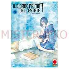Manga - Il Giorno Prima Dell'estate 4 - Panini Comics