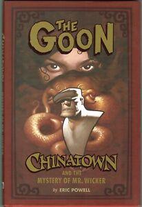 The Goon: Chinatown (HC)(2007)  FREE SHIPPING