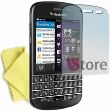 5 Film For BlackBerry Q10 Protector Save Screen Display Films LCD
