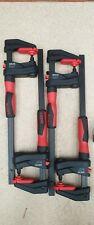 Bessey Germany GK30 GearKlamp Quad Pack 300/60 RRP £207.12