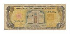 Dominican Republic -  20 Pesos Oro