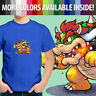 Nintendo Super Mario Bros Boss Villain Bowser Evil Toddler Kid Tee Youth T-Shirt