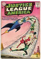 Justice League Of America 18 DC 1963 FN Flash Green Lantern Arrow Wonder Woman