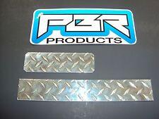 EZ-Go Golf Cart  Diamond Plate 2 Piece  Dash Cover set. Free shipping
