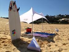 Shadeez Beach Tent with Sandbags UPF 50+ Sun Protection Sun Shade Shelter