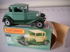Matchbox Lesney Superfast no 73 Model 'A' Ford No Glass