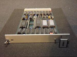 ELCODATA CPU86-1 Vintage Control Circuit Board Card Assy